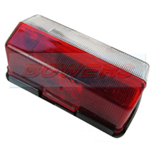 Jokon SPL07 12.0007.000 Red Clear White Caravan Motorhome Side Marker Lamp Light